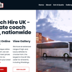 Coach hire company, Coach Broker revamps website
