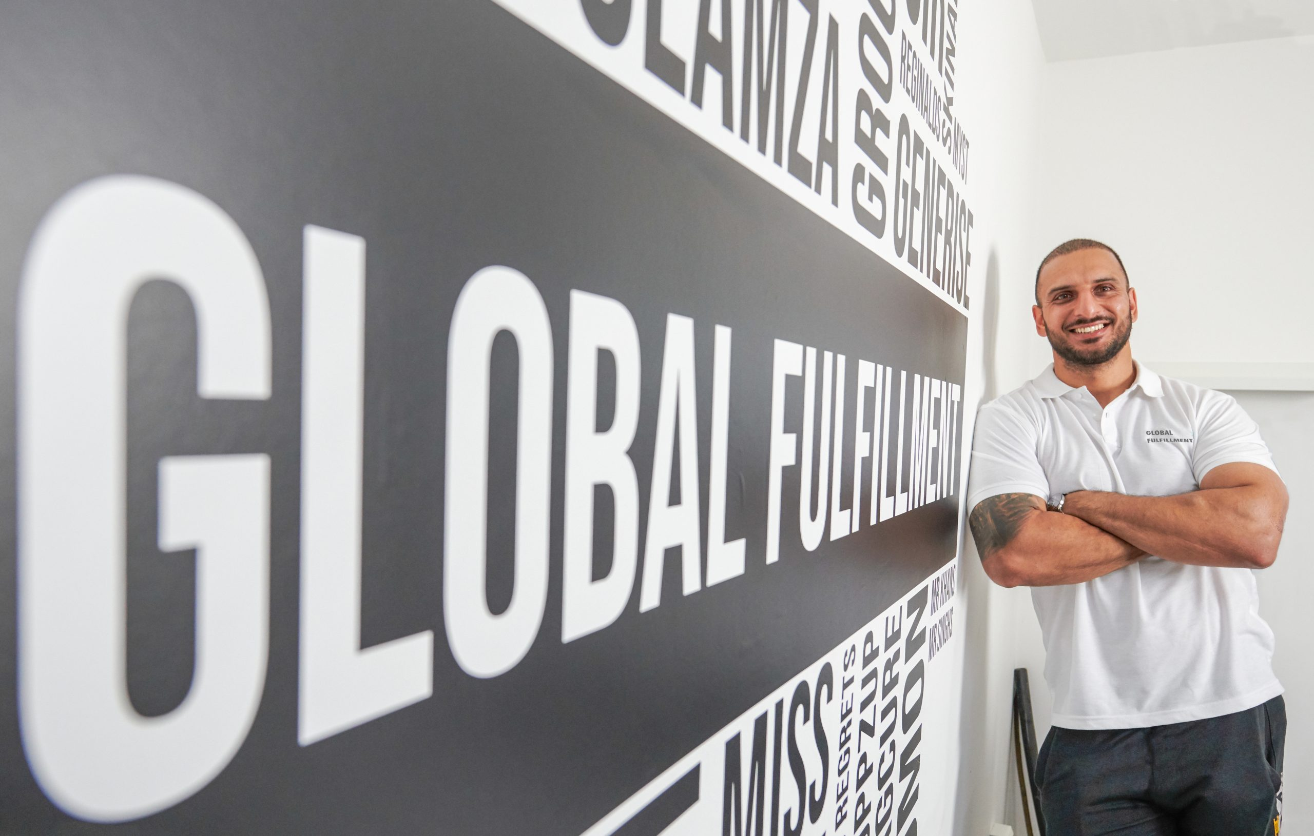 Sunny Rai, Founder of Global Fulfillment